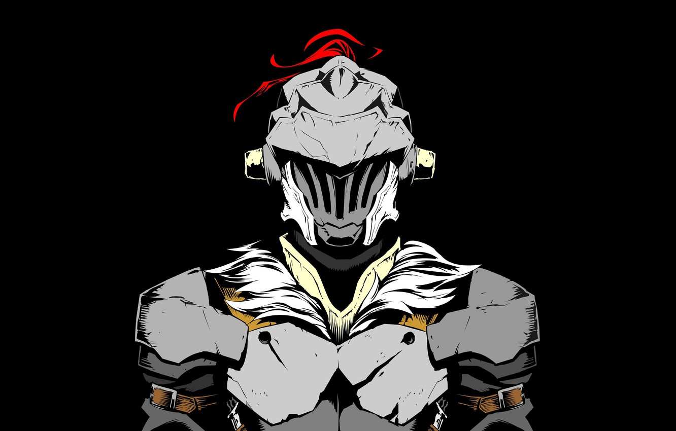 Wallpaper Armor Helmet Guy Knight Goblin Slayer The Killer Of Goblins Images For Desktop Section Syonen Download