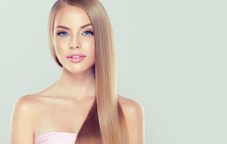 Photo wallpaper look, girl, makeup, blonde, Beautiful, women, edwardderule