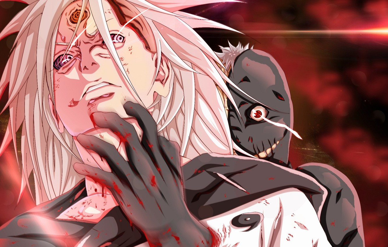 Photo wallpaper Naruto, Madara Uchiha, Secu