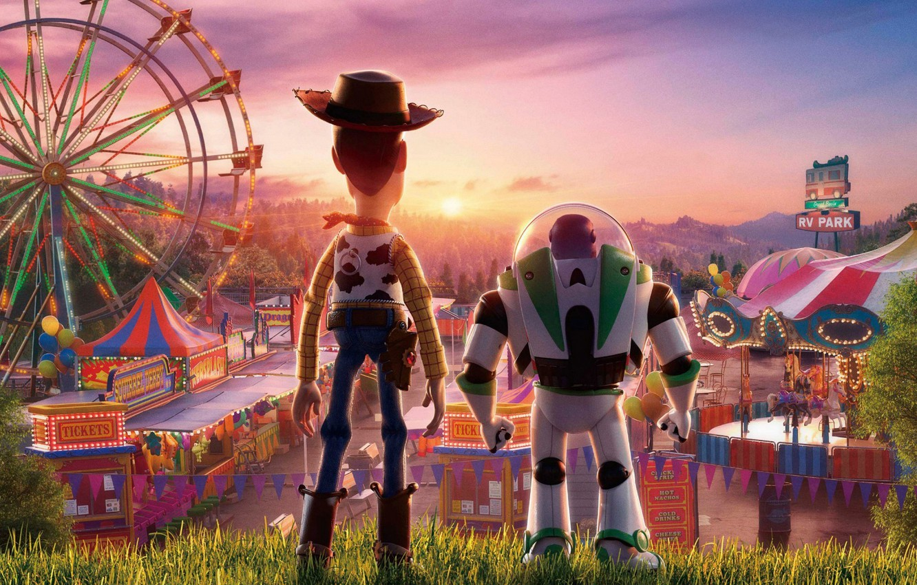 Wallpaper Woody Toy Story 4 Toy Story 4 Bases Images For Desktop Section Filmy Download