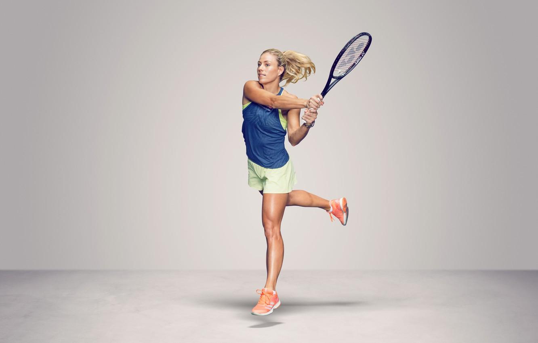 Photo wallpaper German, Sport, Tennis, WTA, Angie, Angelique Kerber, Kerber