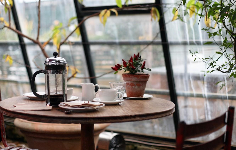 Wallpaper Cafe Table Restaurant Interior Design Images For Desktop Section Interer Download