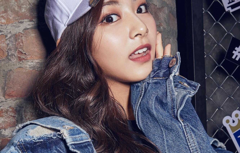 Wallpaper Girl Music Beauty Kpop Cute Twice Tzuyu