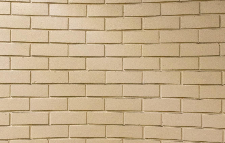 Photo wallpaper wall, brick, texture