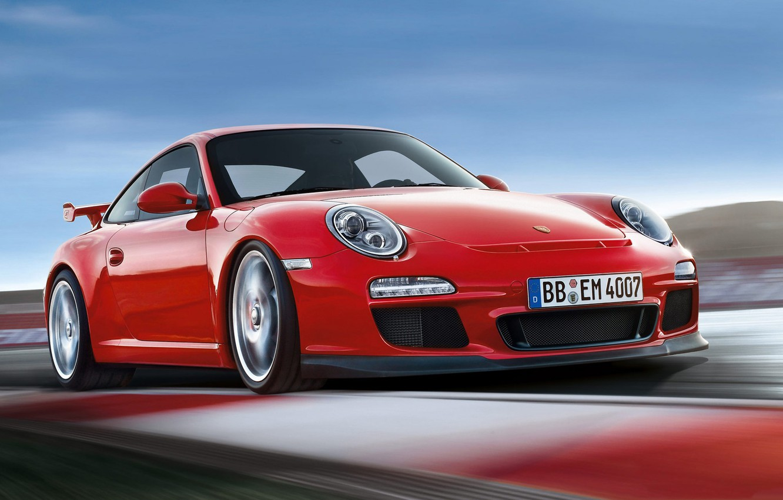 Photo wallpaper 911, Porsche, 2010