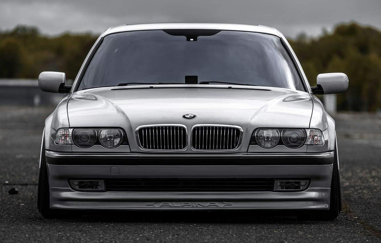 Photo wallpaper BMW, 7-Series, E38, 740IL