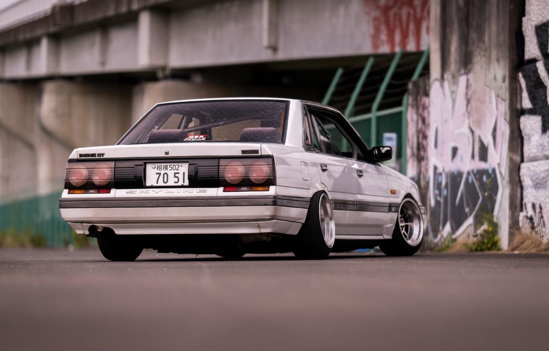 Photo wallpaper Nissan, Skyline, JDM, Japan Car, Passage GT