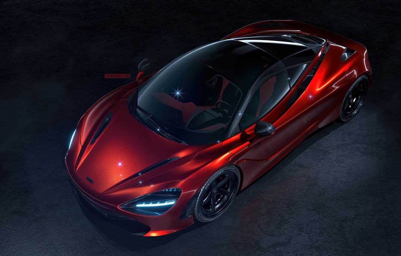 Photo wallpaper McLaren, Auto, Machine, Supercar, Sports car, 720s, Transport & Vehicles, McLaren 720s, by Jack Darton, …
