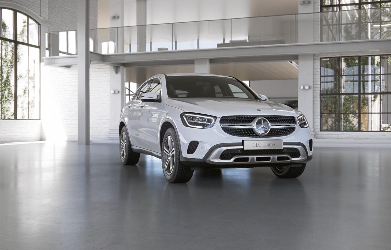 Photo wallpaper mersedes, mersedes benz, mersedes glc cupe, Mercedes-Benz GLS coupe, glc coupe 2019, glc coupe new, …