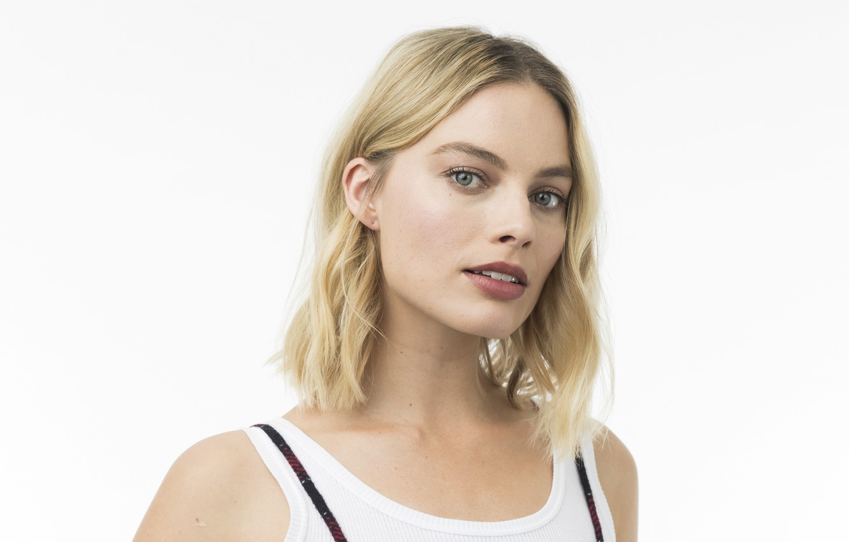 Photo wallpaper actress, blonde, Margot Robbie