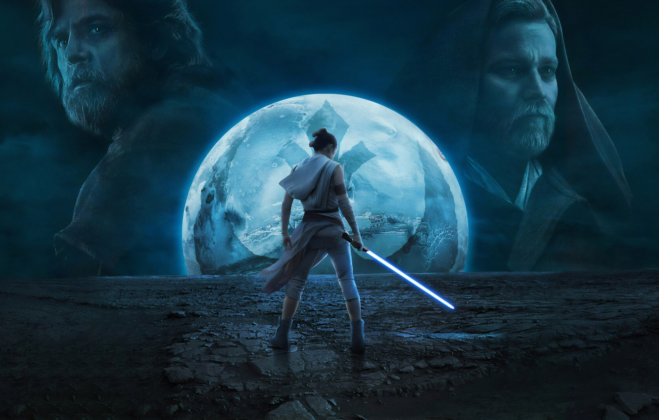 Wallpaper Girl Planet Star Wars 2019 Star Wars Episode Ix The Rise Of Skywalker Images For Desktop Section Filmy Download