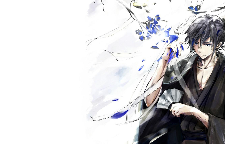 Photo wallpaper anime, art, Yato, Noragami, A homeless God, Yato