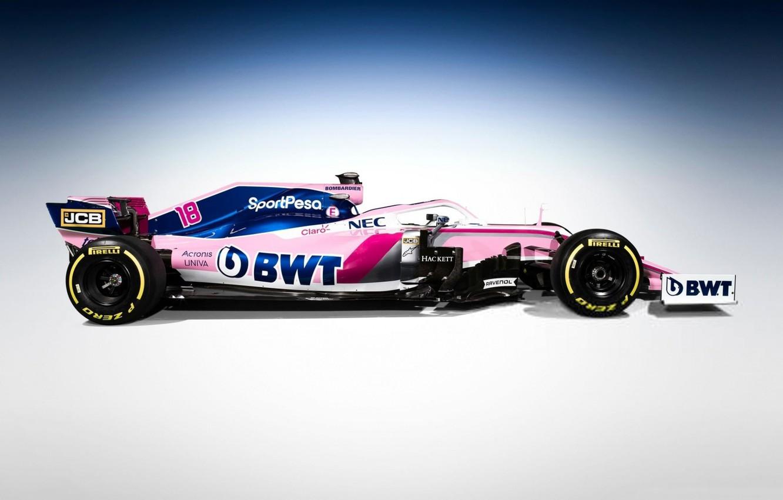 Photo wallpaper formula 1, the car, 2019, Racing Point F1