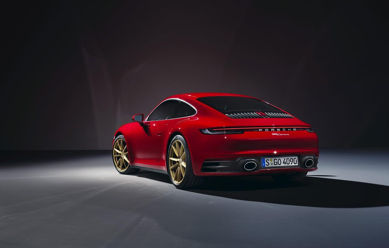 Photo wallpaper 911, Porsche, Carrera, 2019