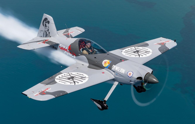 Photo wallpaper flight, FAR-41, XtremeAir Sbach 300