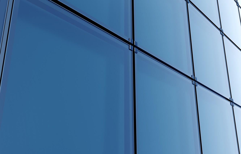 Photo wallpaper glass, window, glass, window