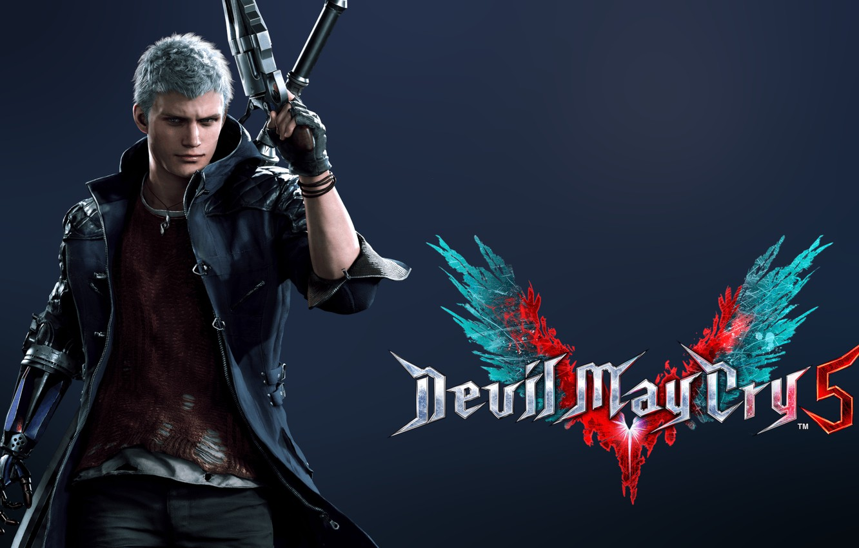Wallpaper Devil May Cry 5 Videogame Nero Dmc Images For Desktop