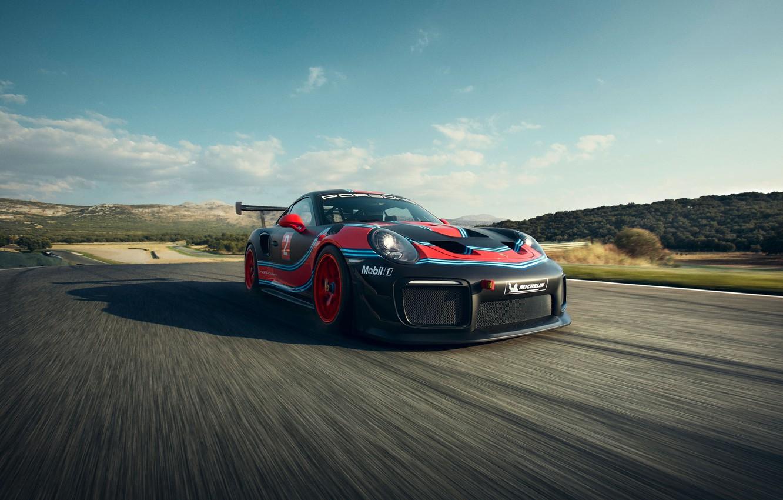 Photo wallpaper Porsche, 2018, Clubsport, 911 GT2 RS