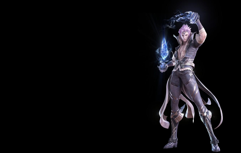 Photo wallpaper magic, the game, fantasy, art, MAG, skill, Skil, costume design, jung-won Park, Lineage summoner (2008)