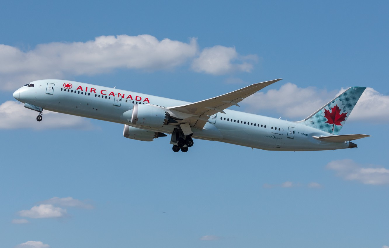 Wallpaper Boeing Dreamliner Air Canada 787 9 Images For