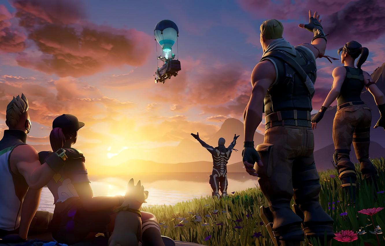 Wallpaper Chapter 2 Epic Games Fortnite 2019 Images For