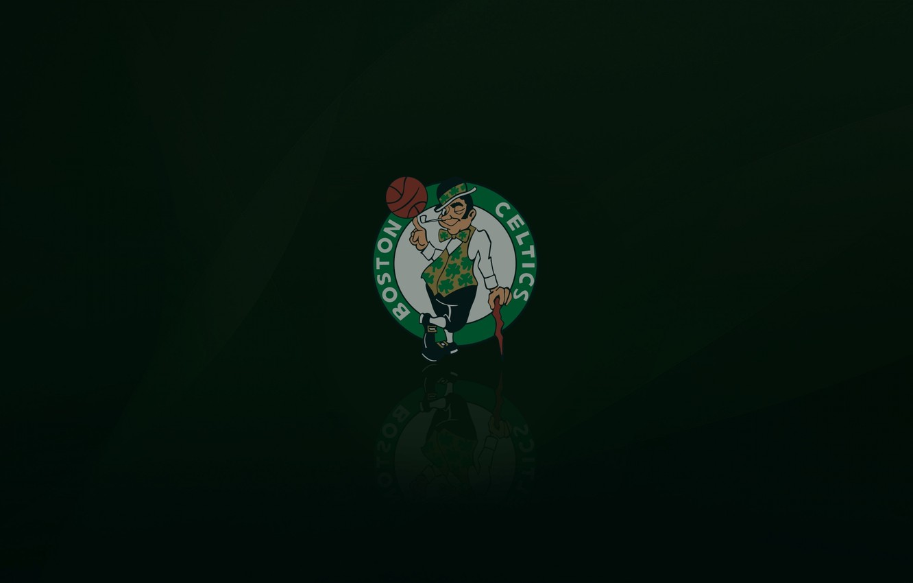 Wallpaper Logo Nba Basketball Sport Boston Celtics Celtics Emblem Images For Desktop Section Sport Download