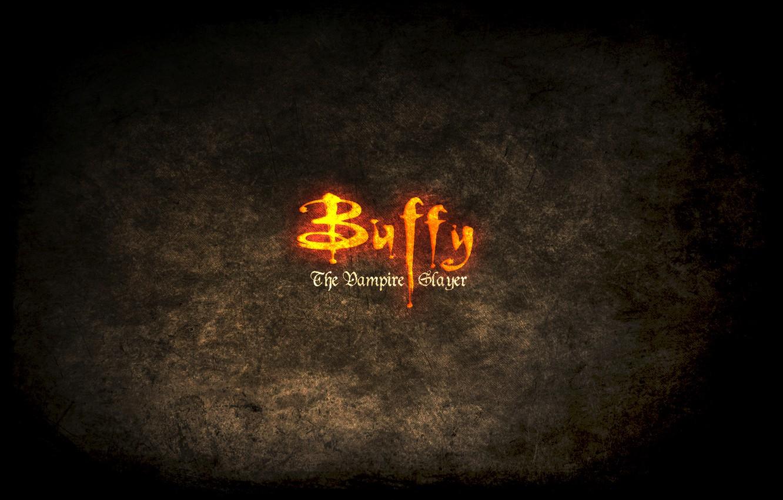 Wallpaper Tv Series Buffy The Vampire Slayer Buffy The Vampire