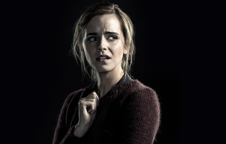 Photo wallpaper Eclipse, Emma Watson, Emma Watson, actress, Regression, Angela Gray