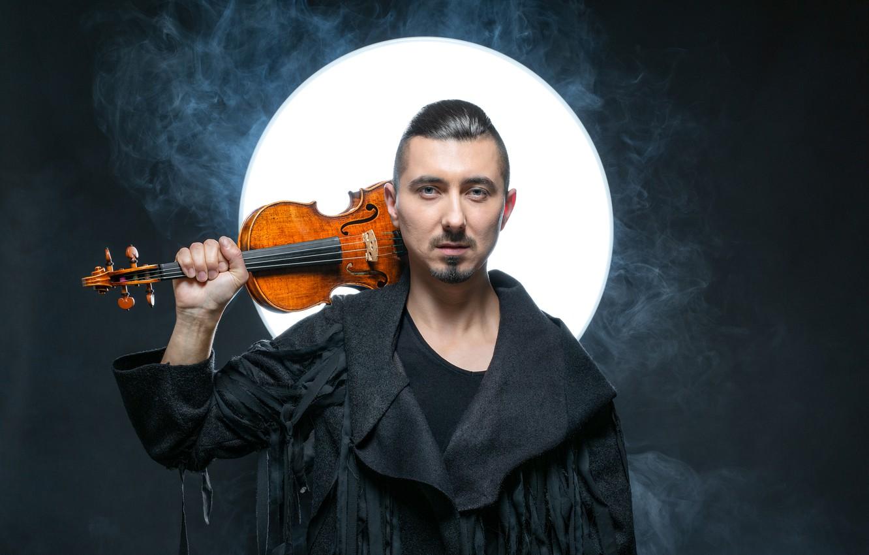 Photo wallpaper Jazz, Jazz, Polish jazz violinist, Polish violinist, People Baldych, Adam Bałdych
