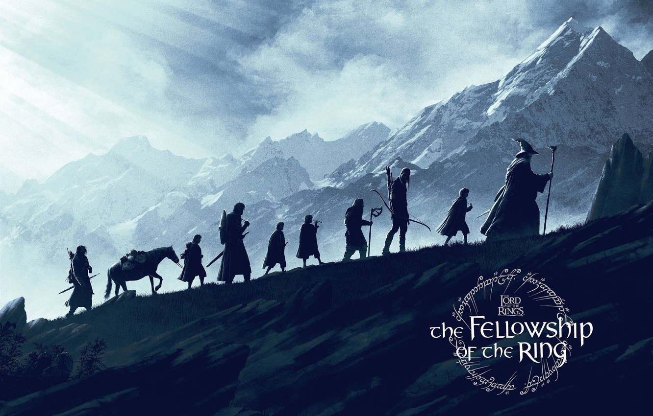 Wallpaper The Lord Of The Rings Movie Art Art The Film