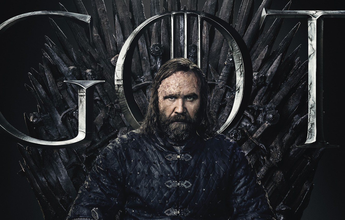 Wallpaper The Throne Game Of Thrones Game Of Thrones Sandor
