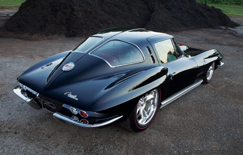 Photo wallpaper Corvette, Chevrolet, Stingray