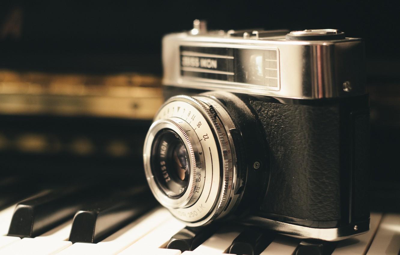 Photo wallpaper Photo, The camera, Lens, Lens, Canon, Macro, Nicon, Old camera, The camera olimpus, Olimpus