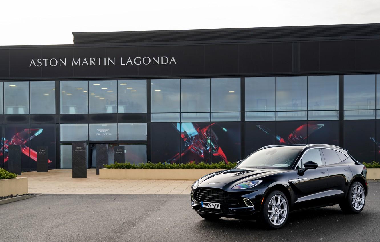 Photo wallpaper Aston, Martin, 2020, Aston Martin DBX