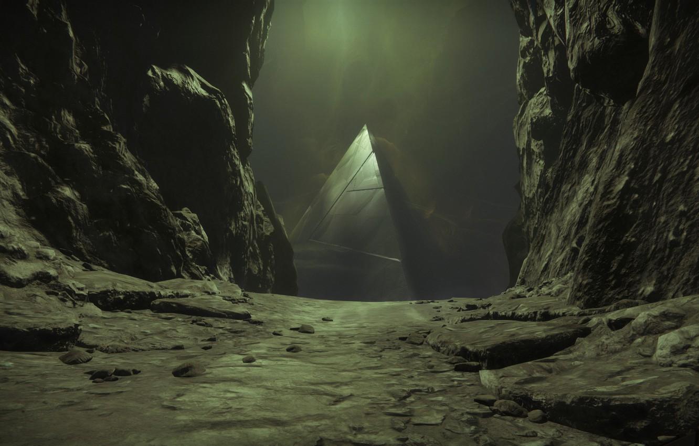 Wallpaper Pyramid Destiny 2 Shadowkeep Images For Desktop