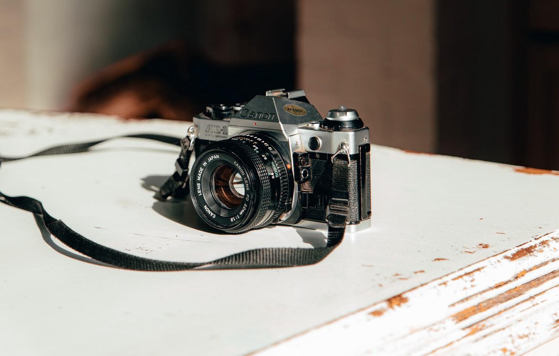 Photo wallpaper camera, the camera, optics, lens, canon
