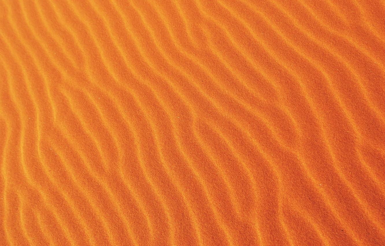 Photo wallpaper sand, desert, relief