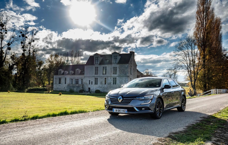 Photo wallpaper Renault, 2018, Talisman, Worldwide, S-Edition, L2M