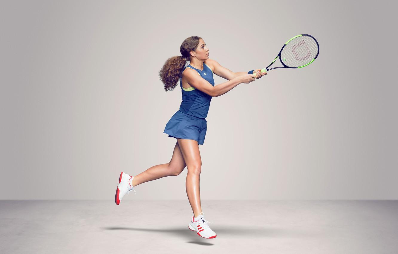 Photo wallpaper Girl, Tennis, WTA, Jelena, Jelena Ostapenko, Latvian, Ostapenko