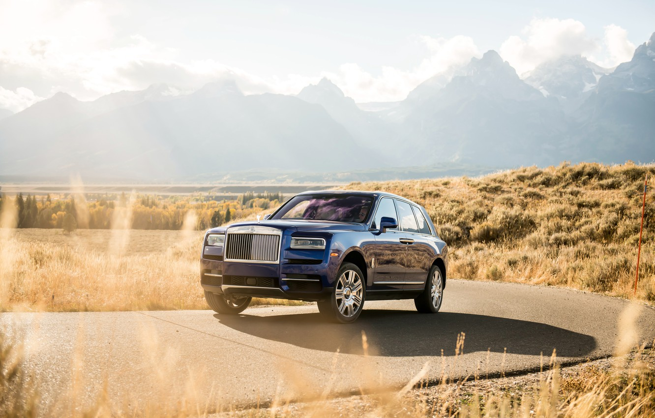 Wallpaper Rolls Royce 2018 Cullinan Images For Desktop Section Drugie Marki Download