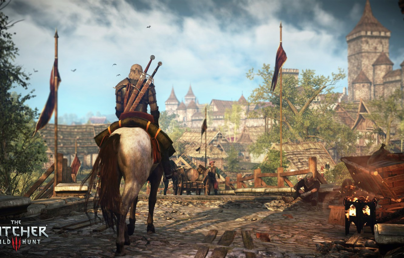 Wallpaper Novigrad The Witcher 3 Wild Hunt The Witcher 3 Wild