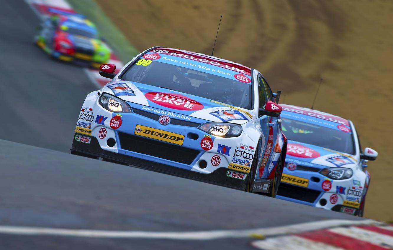 Photo wallpaper auto, speed, race, Motorsport