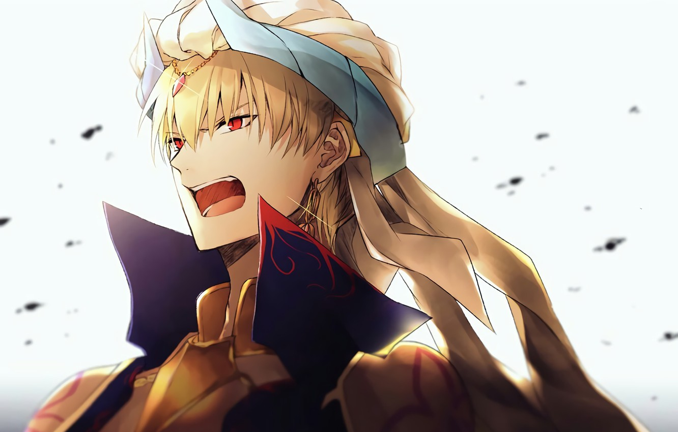 Wallpaper Guy Gilgamesh Fate Grand Order Images For