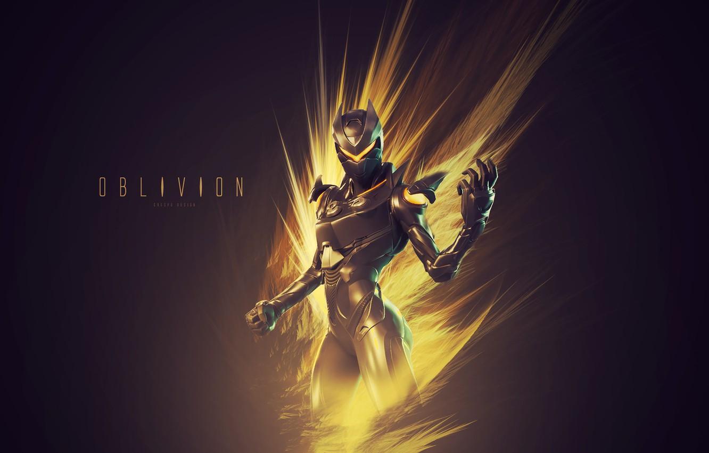 Wallpaper Oblivion, Epic Games, Fortnite images for desktop, section