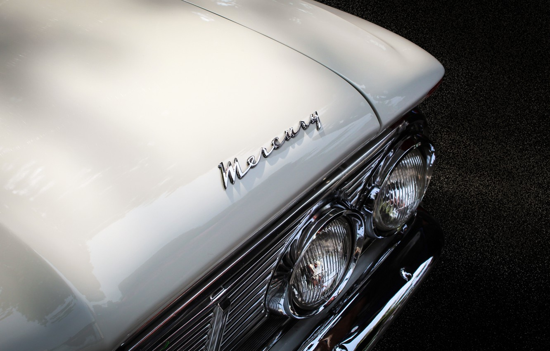 Photo wallpaper Chevrolet, Light, Car, Classic, Automobiles, Vehicle, Mercury, Detail