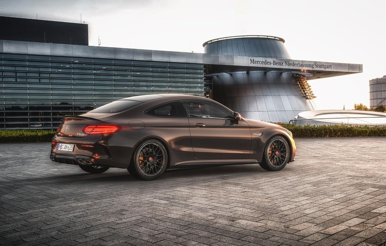 Photo wallpaper Auto, Machine, Mercedes, Car, C63, Transport & Vehicles, Mercedes-Benz C63, MB-AM63S, Kantemir Bitokov, 2017 Mercedes-Benz …