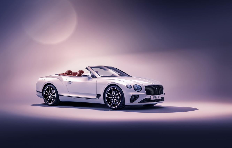 Photo wallpaper Bentley, Continental GT, Convertible, 2019