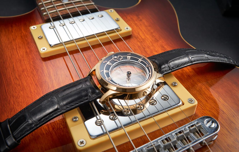 Photo wallpaper Watch, wrist watch, Konstantin Chaykin, Konstantin Chaykin, Volatility, Levitas