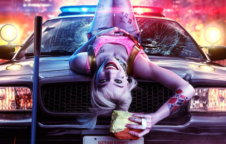 Wallpaper Harley Quinn Harley Quinn Birds Of Prey Margot