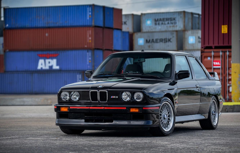 Photo wallpaper BMW, EVO, E30, 3-Series, m3